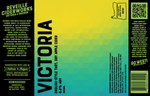 Victoria (Semi-Dry English Apple Cider) 6.8% ABV