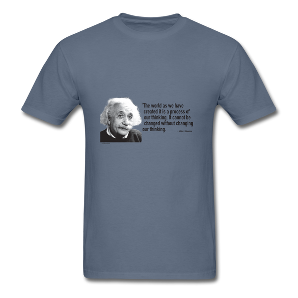 Einstein on Changing The World - 4Ahava
