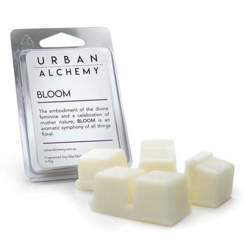BLOOM | Camellia, Lotus & Musk Melts - Urban Alchemy Australia - Afterpay