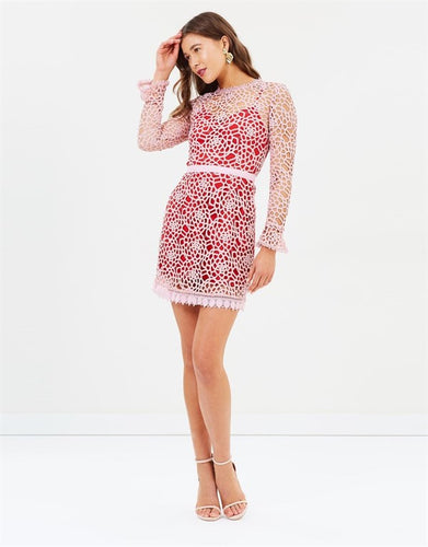 Talulah- Roseate Mini Dress