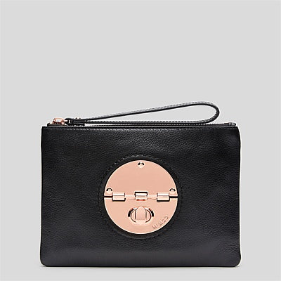 Mimco- Turn lock Med - Pouch