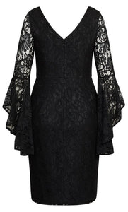 Eternal Lace Dress