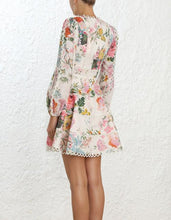 Load image into Gallery viewer, Zimmermann- Heathers Flounce Dress-Garden Floral