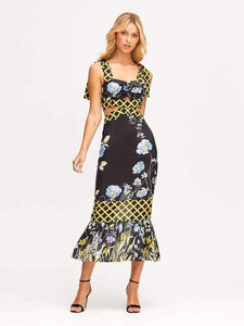 Alice McCALL- Flower Child Midi Dress