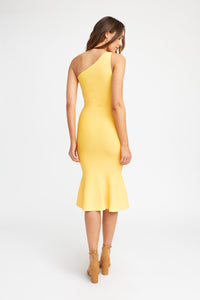 Kookai- Florida One Shoulder Dress
