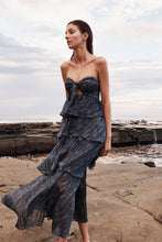 Load image into Gallery viewer, Shona Joy- Tiered Maxi Dress
