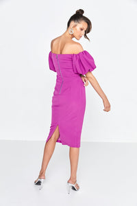 Mossman- Victory Strapless Dress