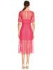 Load image into Gallery viewer, Talulah- Fuchsia delight midi Dress