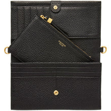 Load image into Gallery viewer, Oroton-Byron Black- Clutch & Pouch