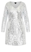 Load image into Gallery viewer, Bright Lights Dress- Size 14- XS