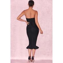Load image into Gallery viewer, House of CB- FABRIZIA Strapless Dress