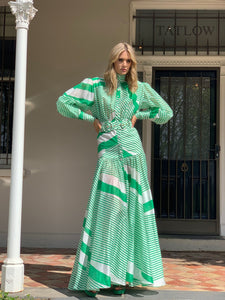 Mackenzie Mode- Mackenzie Maxi Dress