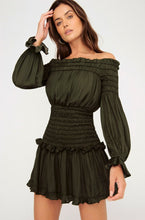 Load image into Gallery viewer, Sheike- Savannah Long Sleeve Dress