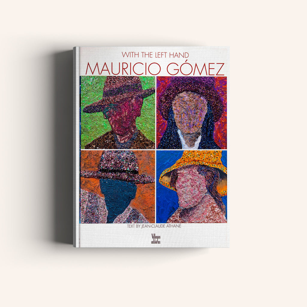 Mauricio Gómez - With the Left Hand - Villegas editores - Libros Colombia