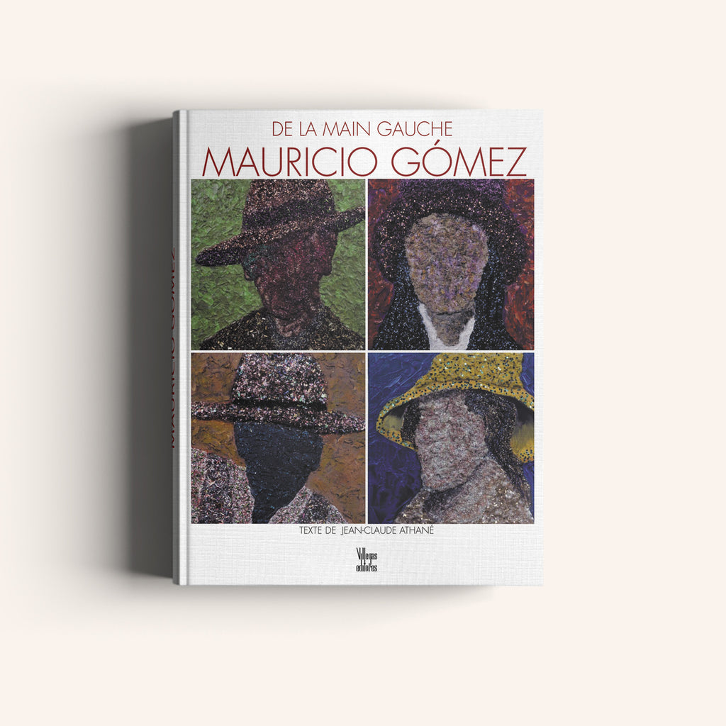 Mauricio Gómez - With the Left Hand - Villegas editores - Libros