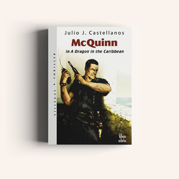 McQuinn in a Dragon in the Caribbean - Villegas editores - Libros Colombia