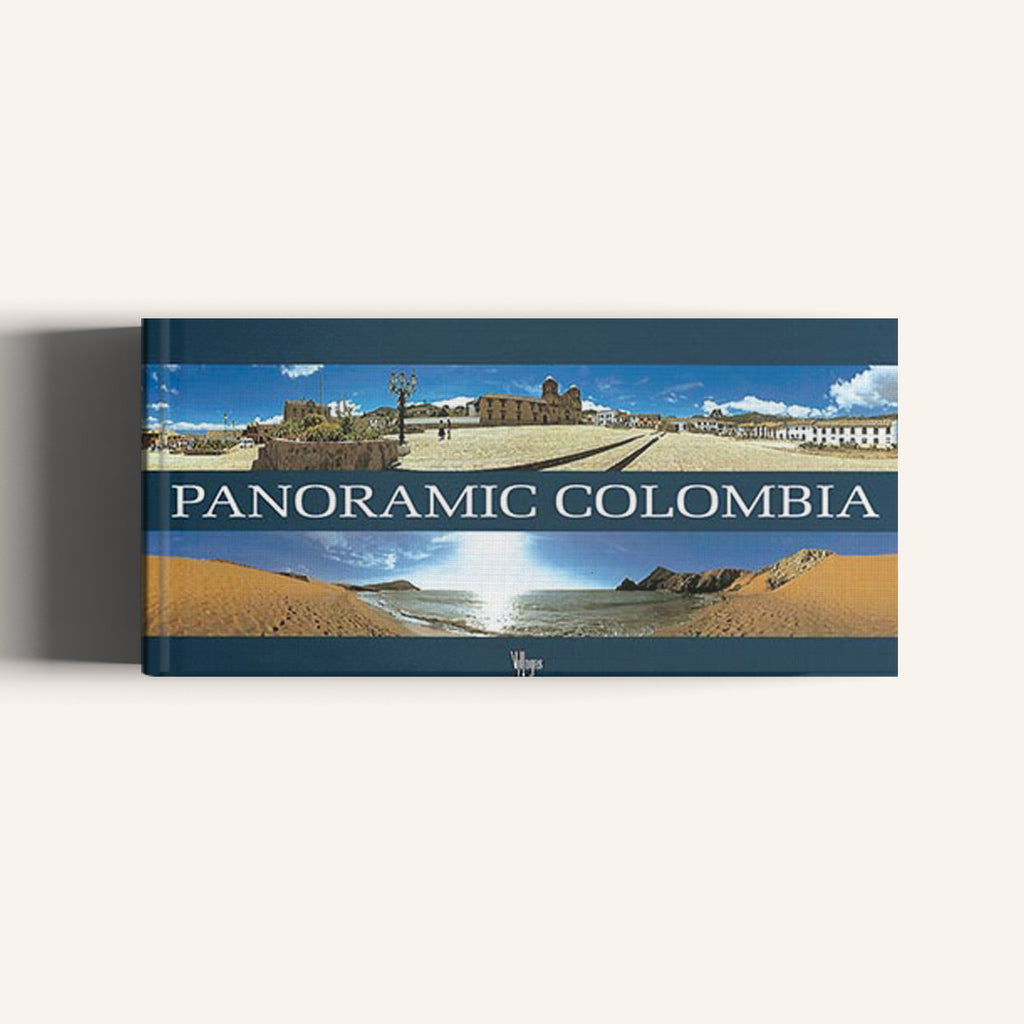 Panoramic Colombia - Villegas editores - Libros Colombia
