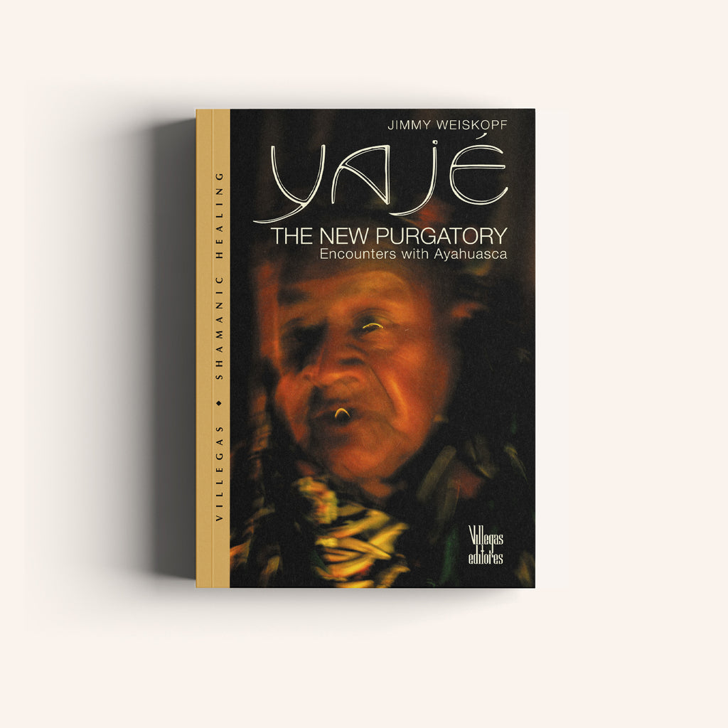 Yajé, the new purgatory - Villegas editores - Libros Colombia