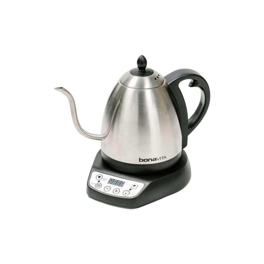 Bonavita 1 Litre - Variable Electric Gooseneck Kettle