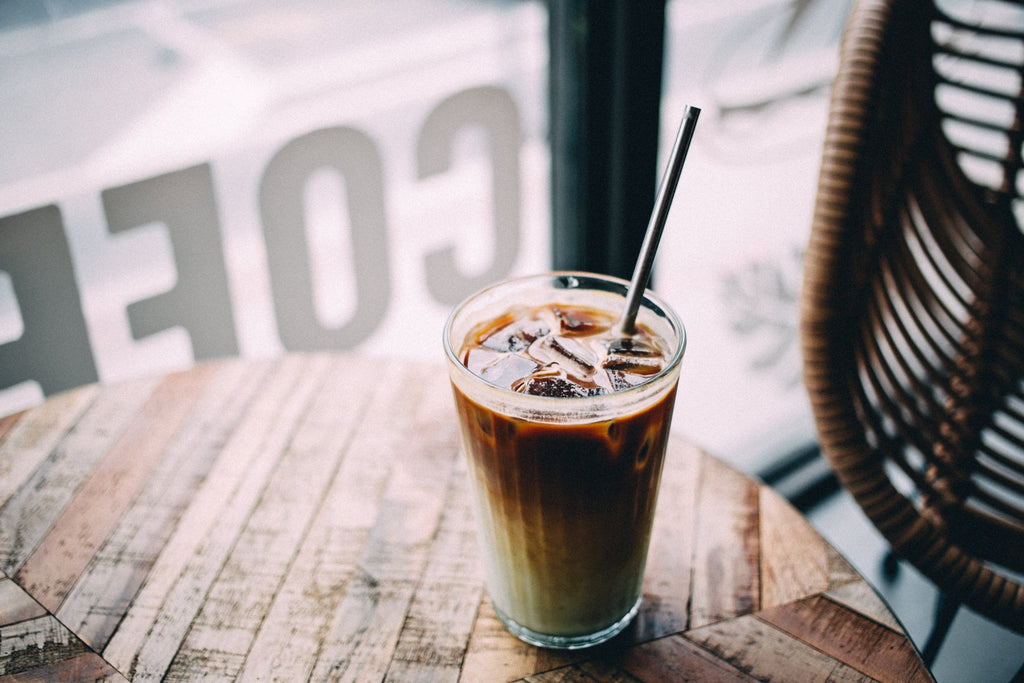 ICED AMERICAN COFFEE
