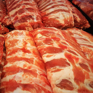 Baby Back Ribs - per rack - avg. 2 lbs