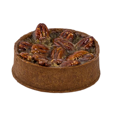 Chocolate Pecan Tart - each
