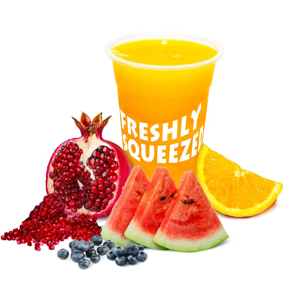 Freshly Squeezed Juice