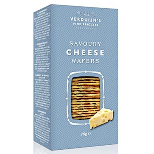 Cheese Wafers With Aged Gouda
