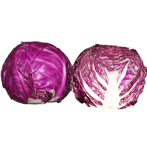 Fresh Red Cabbage - each