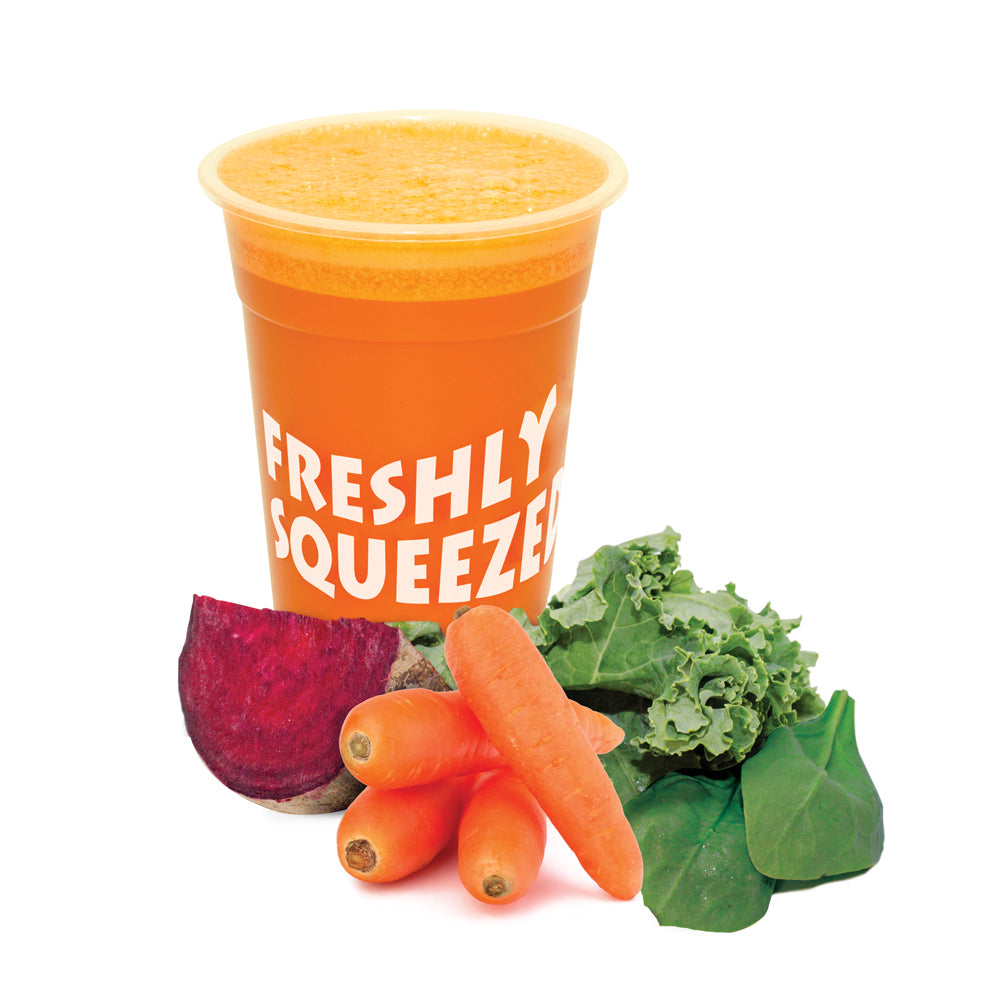 Fresh Veggie Juice