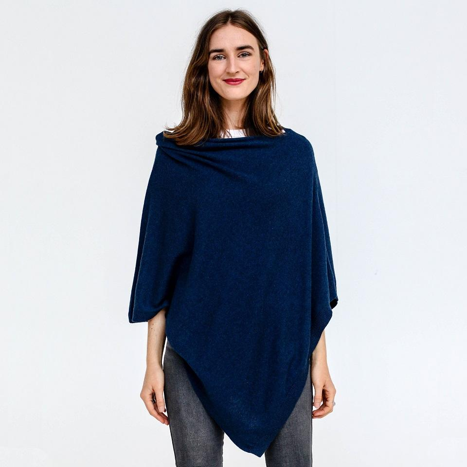 Alice Cotton Poncho