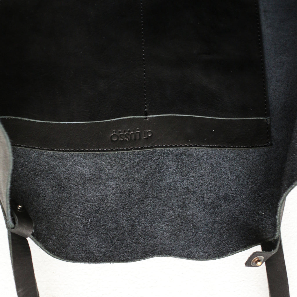 Mila Tote Bag - Black