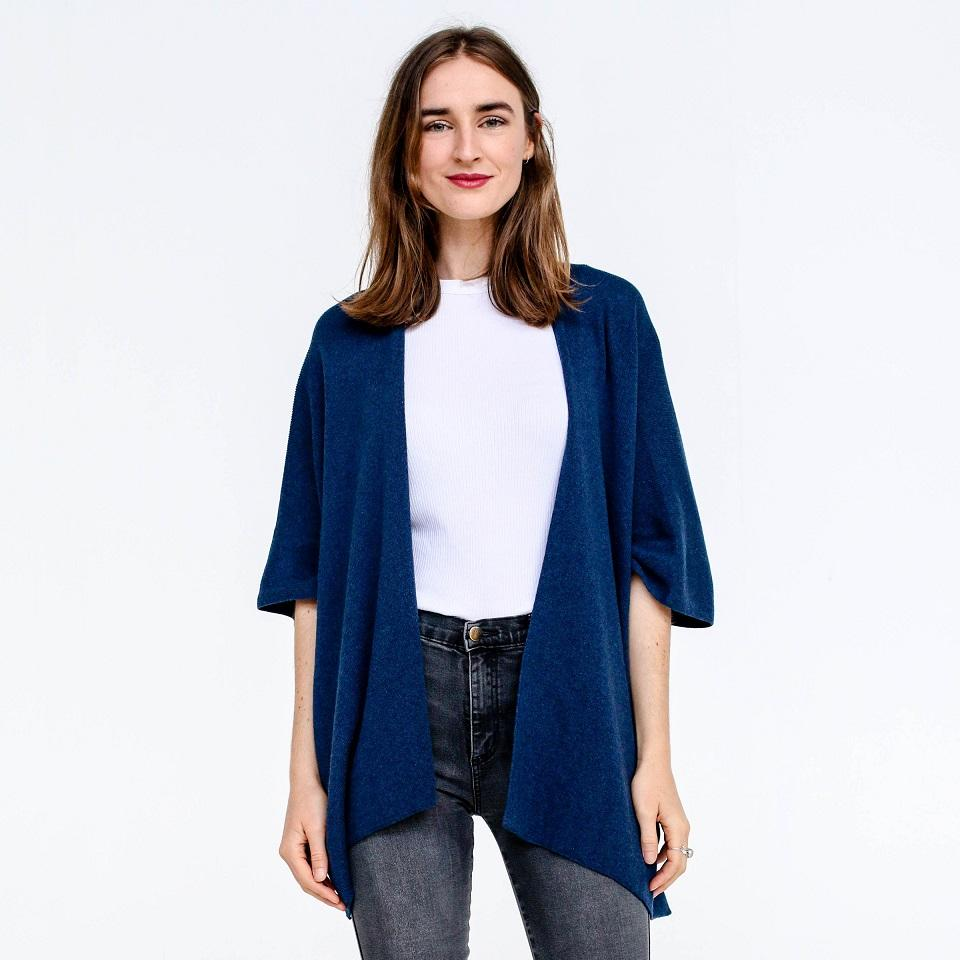 Clara Cotton Cape