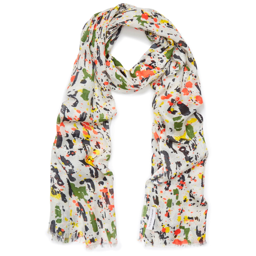 Constance Print Scarf