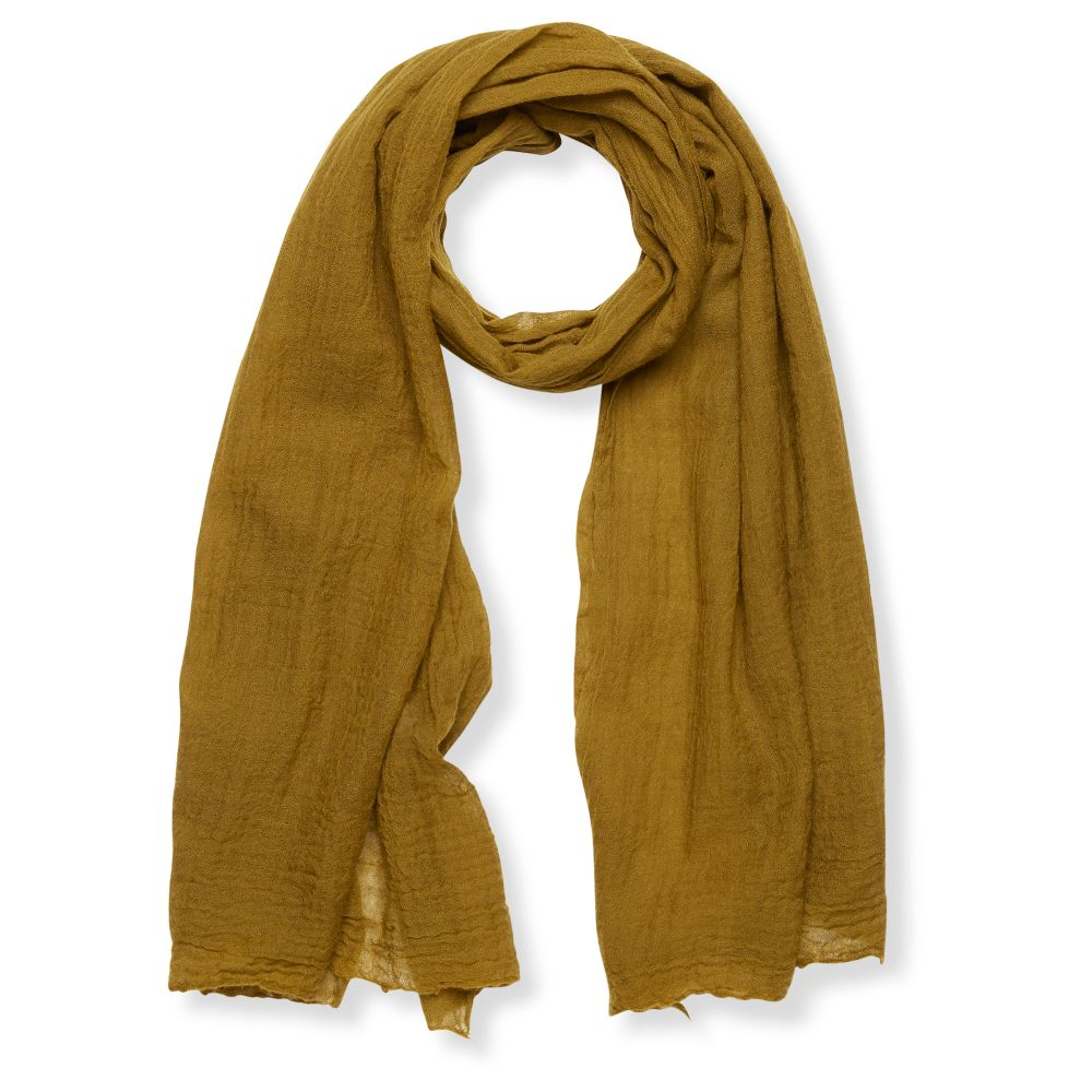 Flick Boiled Wool Scarf