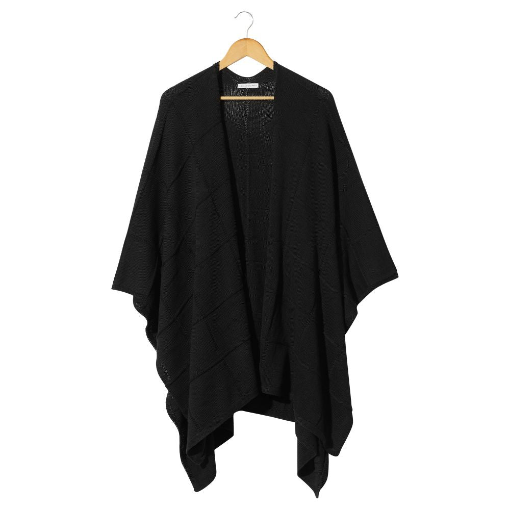 Glenda Knit Cape