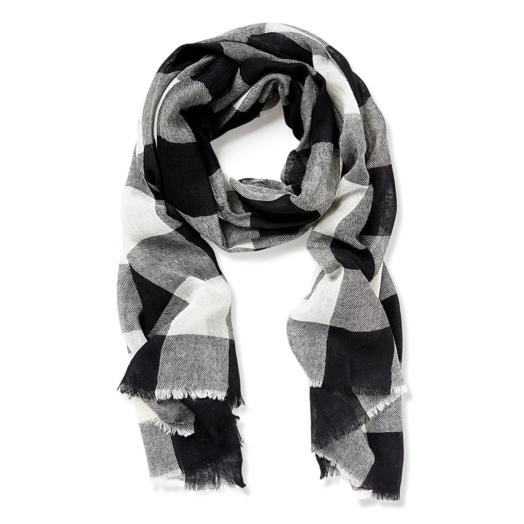 Jessica Wool Scarf