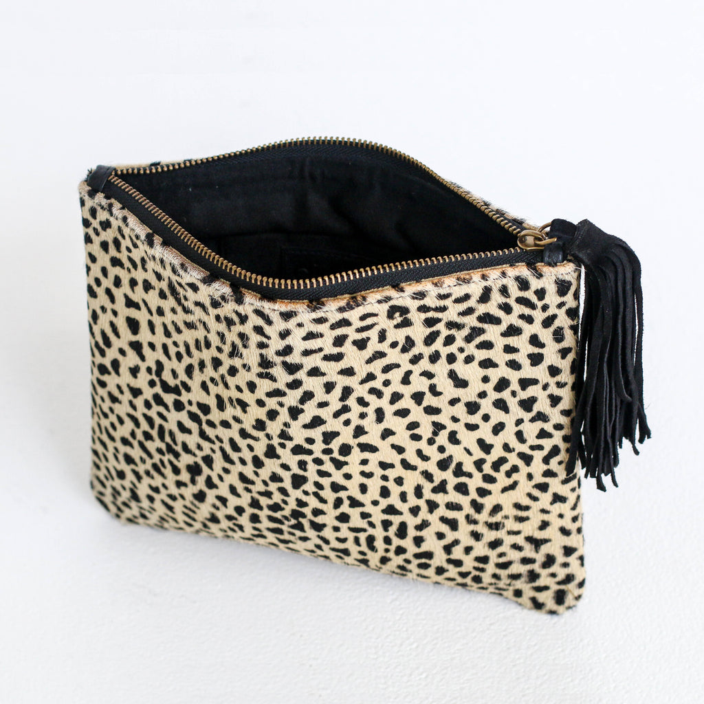 Roma Pouch - Leopard