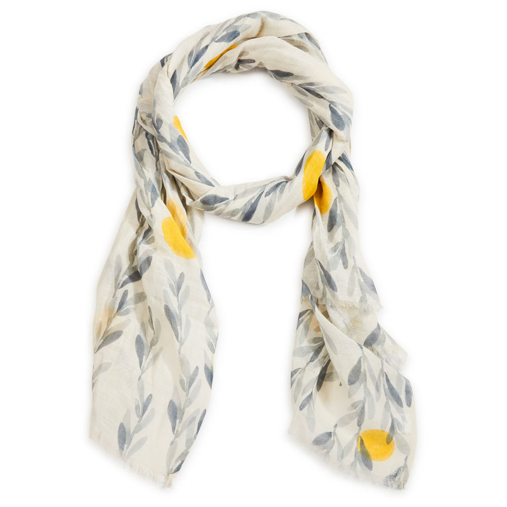 Lesley Linen Scarf