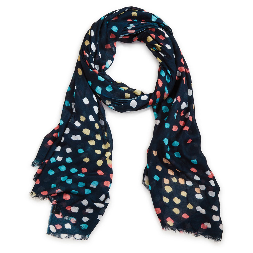 Madelyn Dots Scarf