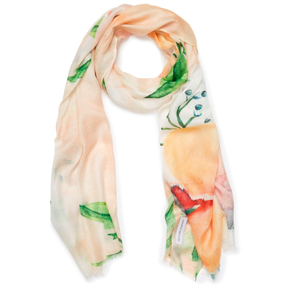Patsy Floral Scarf