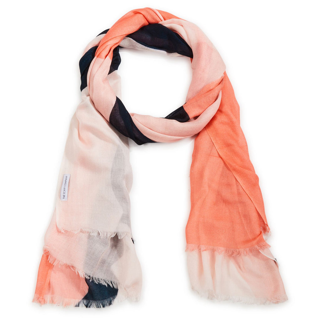 Saskia Abstract Scarf