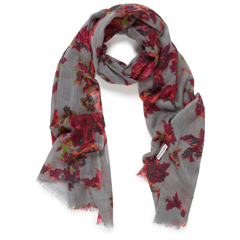 Seraphina Floral Scarf