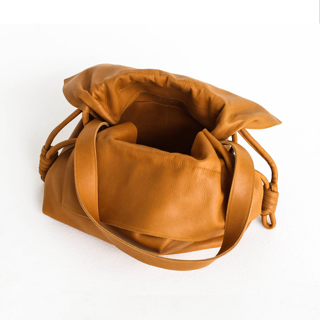Trieste Tote Bag - Tan