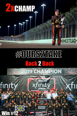 Win #12 Homestead-Miami Championship Night 2019