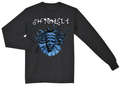 Shpongle Mask Long Sleeve Shirt