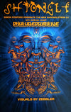 Shpongle Shpongletron 3.1 Tour Poster