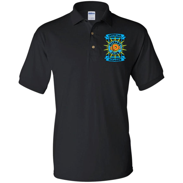 DisDads Offical Member Logo G880 Jersey Polo Shirt