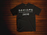 SENIORS 2020 - The one where they Graduate