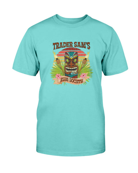 Trader Sams Rum Next Level Fitted Crew